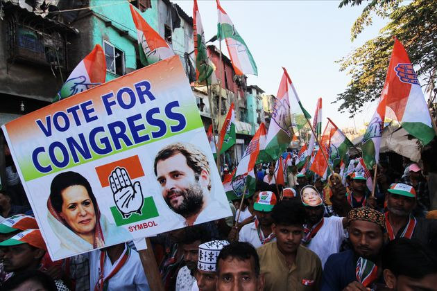 Exit Poll Results 2019: Congress Workers Reject