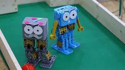 Marty, le robot qui vous apprend à programmer en apprenant à