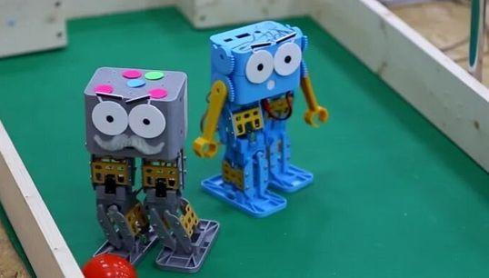 Ce robot vous apprend à programmer en apprenant à