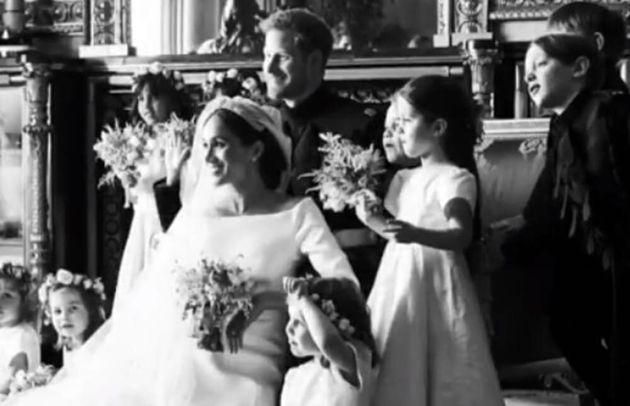 Kate grande assente nelle foto ricordo di Harry e Meghan. Solo un