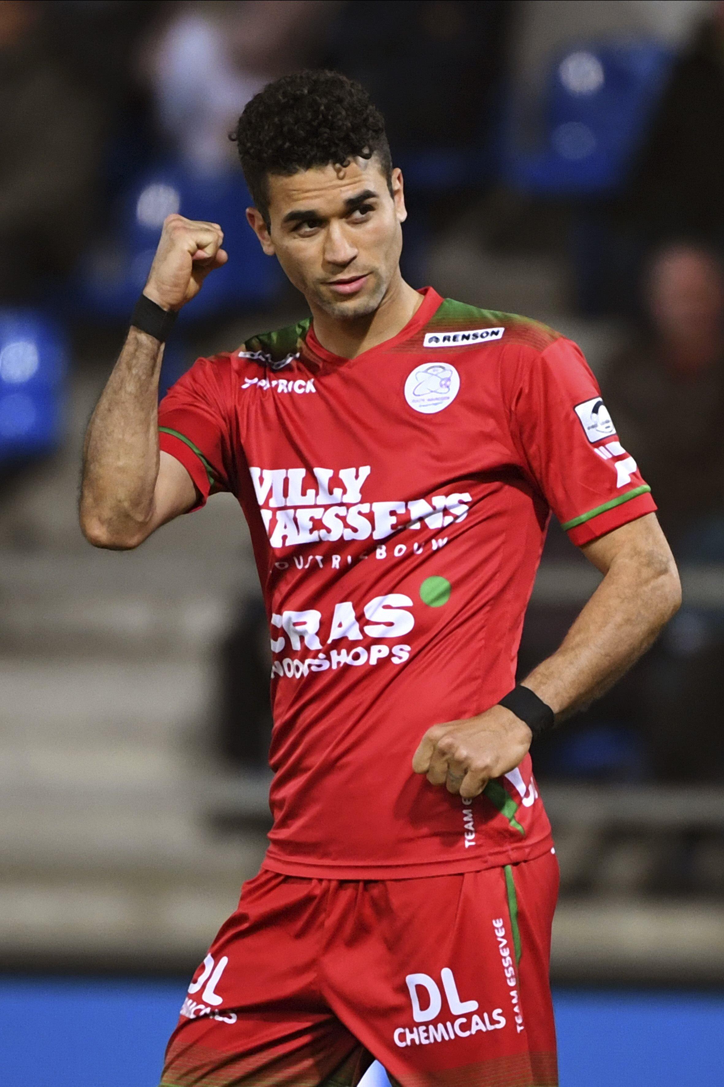 Hamdi Harbaoui, meilleur buteur du championnat de Belgique et toujours indésirable en équipe