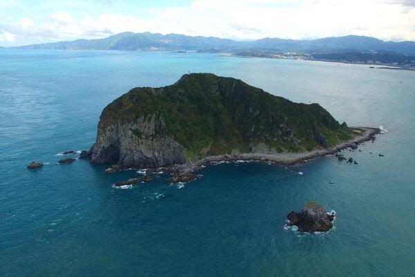 基隆嶼預計今年暑假重新開放。(圖片來源/基隆市政府)