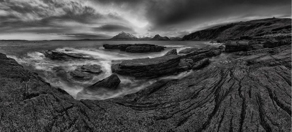 Elgol on Skye Island.