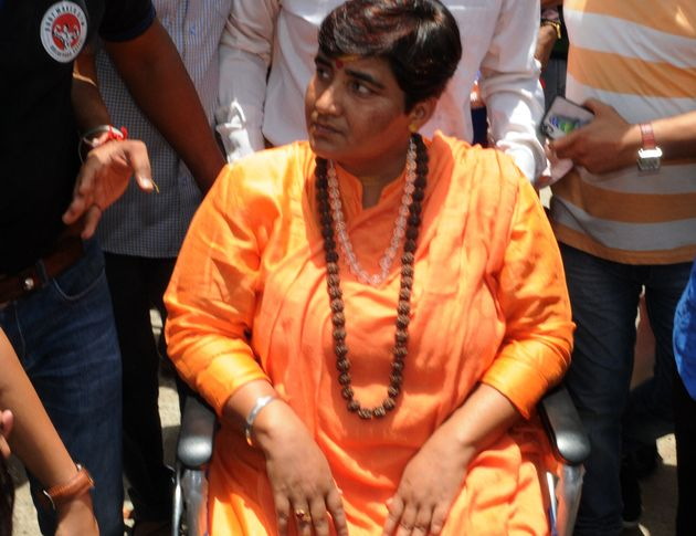 BJP's Pragya Thakur Takes Vow of Silence After Spewing Hate Through