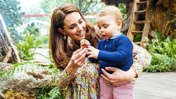 Kate et William publient d'adorables photos de leurs