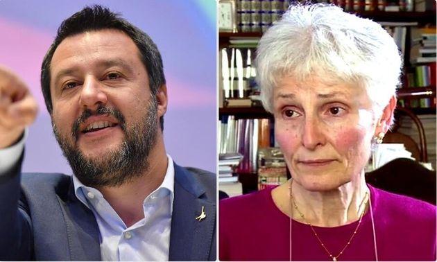 Matteo Salvini incontrerà la prof sospesa a Palermo: