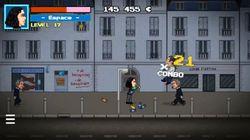 Les insoumis ressortent leur jeu vidéo