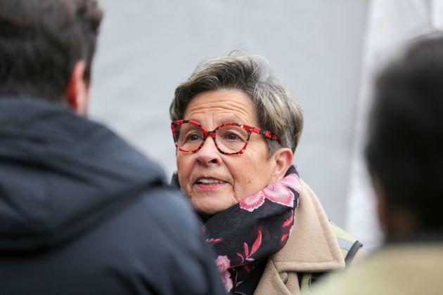 Viviane Lambert, madre