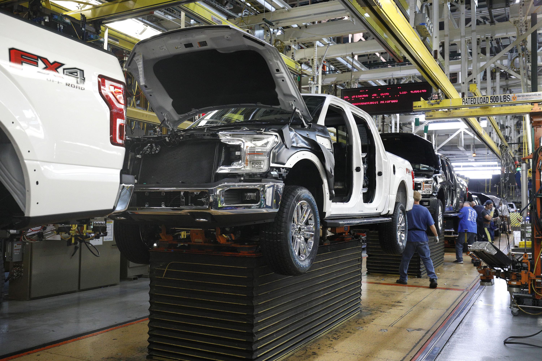 Ford va supprimer 10% de ses