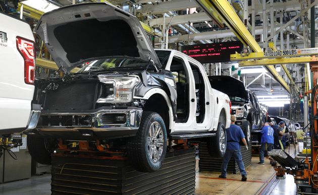 Ford va supprimer 10% de ses effectifs dans le