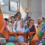 BJP's Gautam Gambhir Leading In East Delhi By 50,000