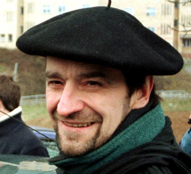 Josu Ternera en el año 2000, tras ser