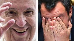 Nel segreto dell'urna Dio ti vede, Salvini no! (di Fulvio