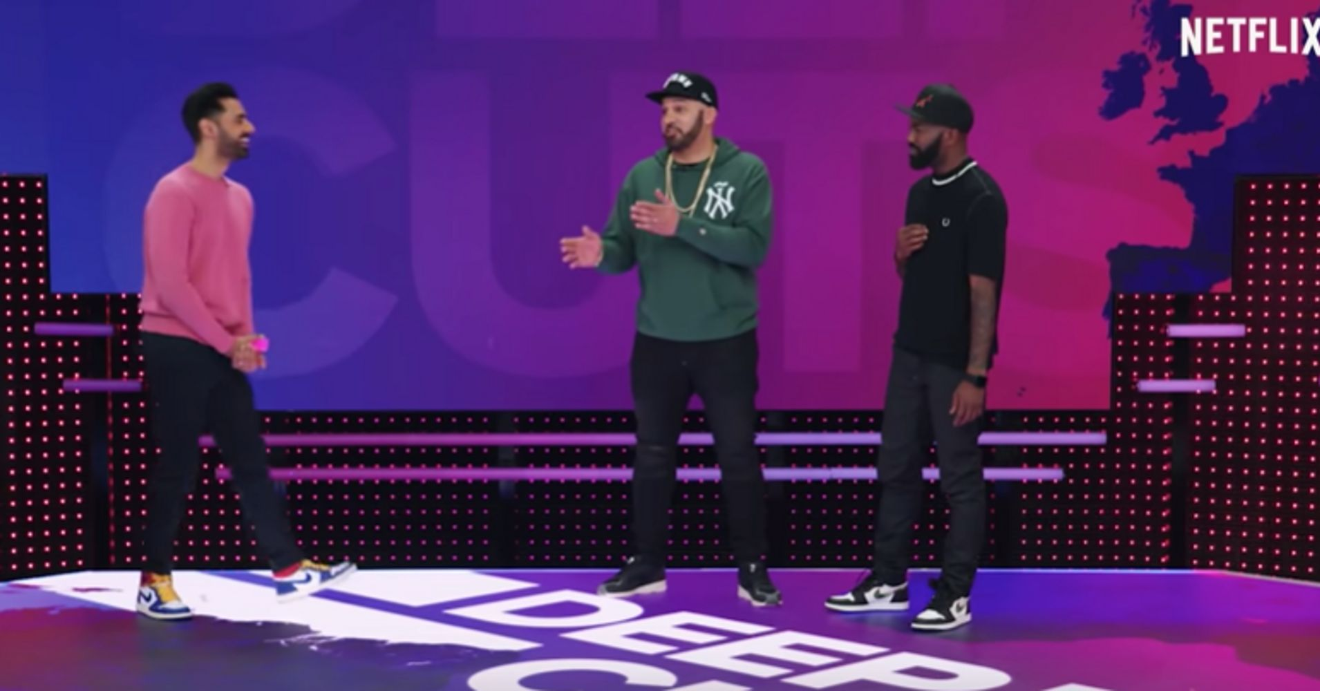 Hasan Minhaj, Desus And Mero Share What They'd Do If They Woke Up White