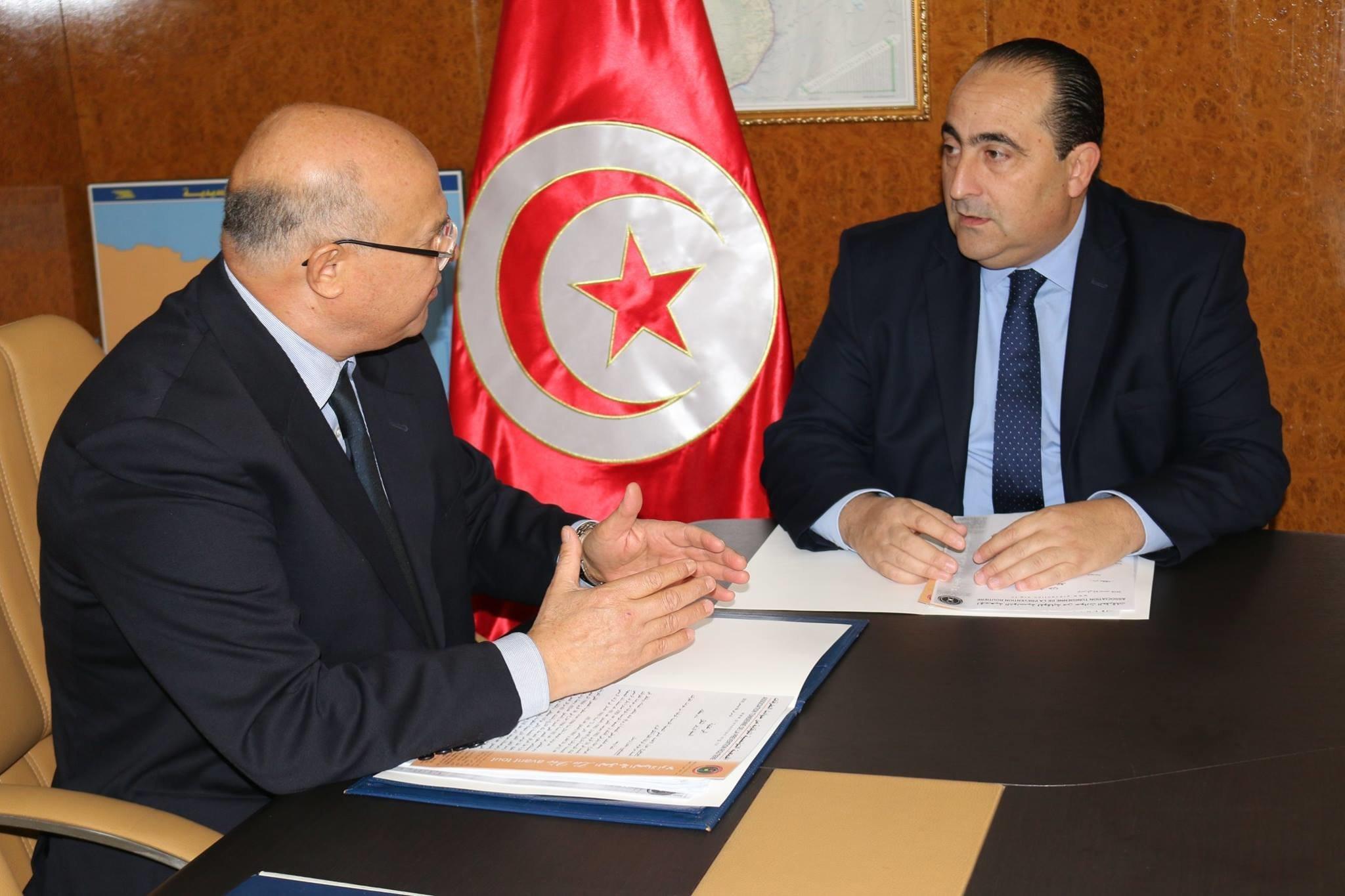 Le ministre du Transport annonce le lancement de la réforme structurelle de