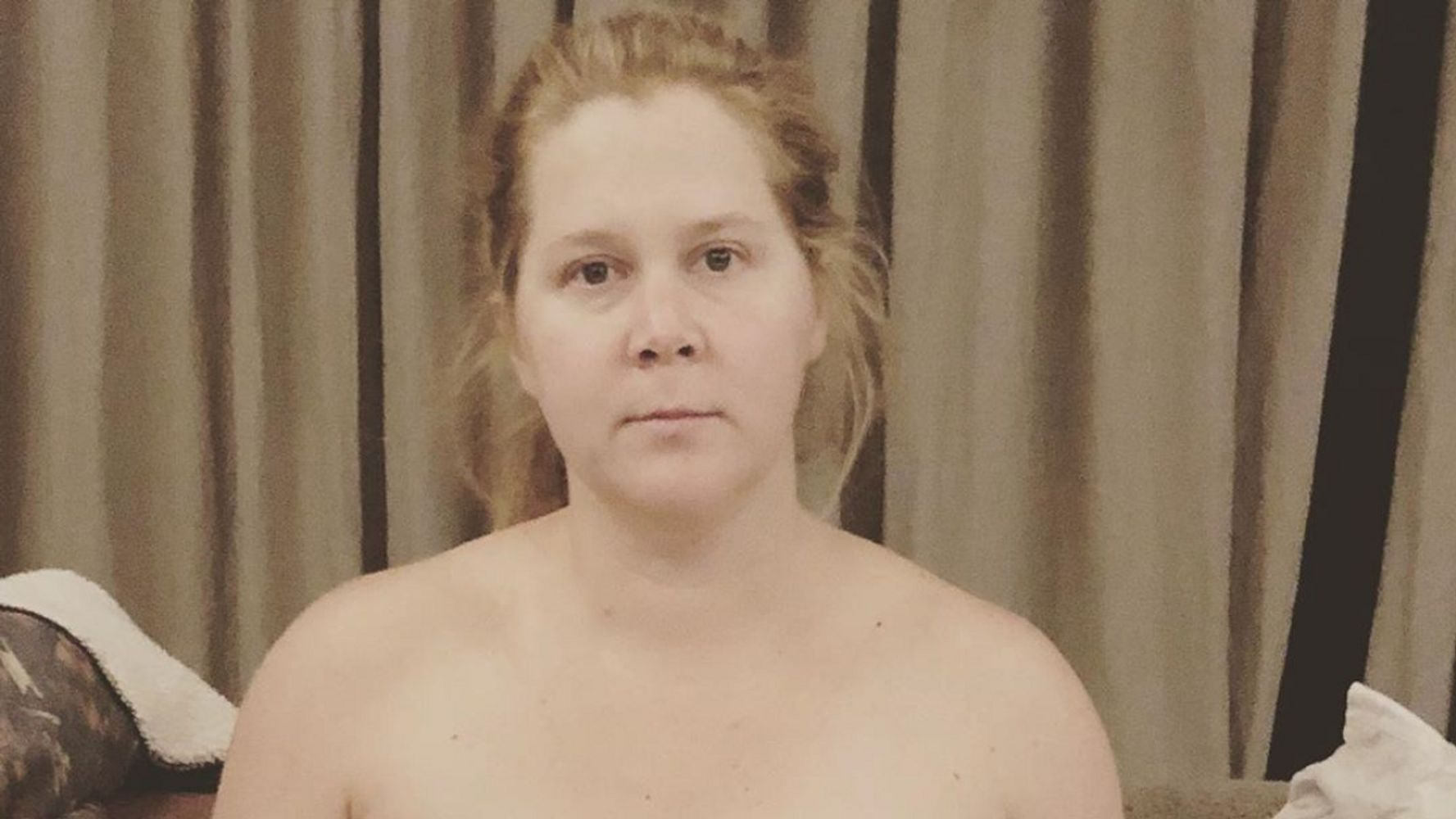 Amy Schumer Tit Pics amy schumer gets hilariously real with breast pump instagram