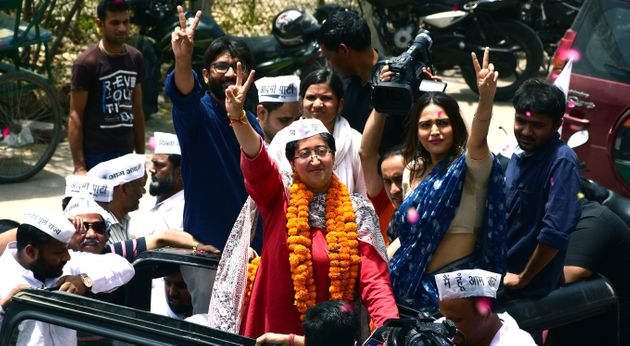 Election Results 2019: AAP's Atishi Loses From East