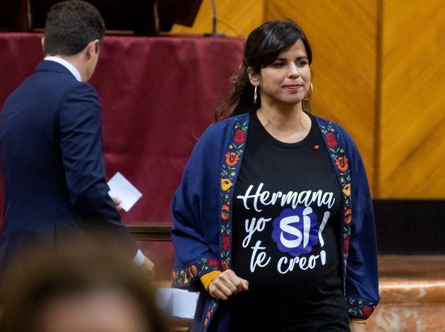 Teresa Rodríguez tendrá que pagar 5.000 euros por escribir este
