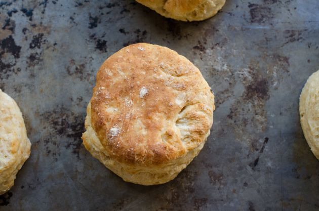 Virginia Willis's buttermilk biscuits rely on keeping the oven hot and the ingredients