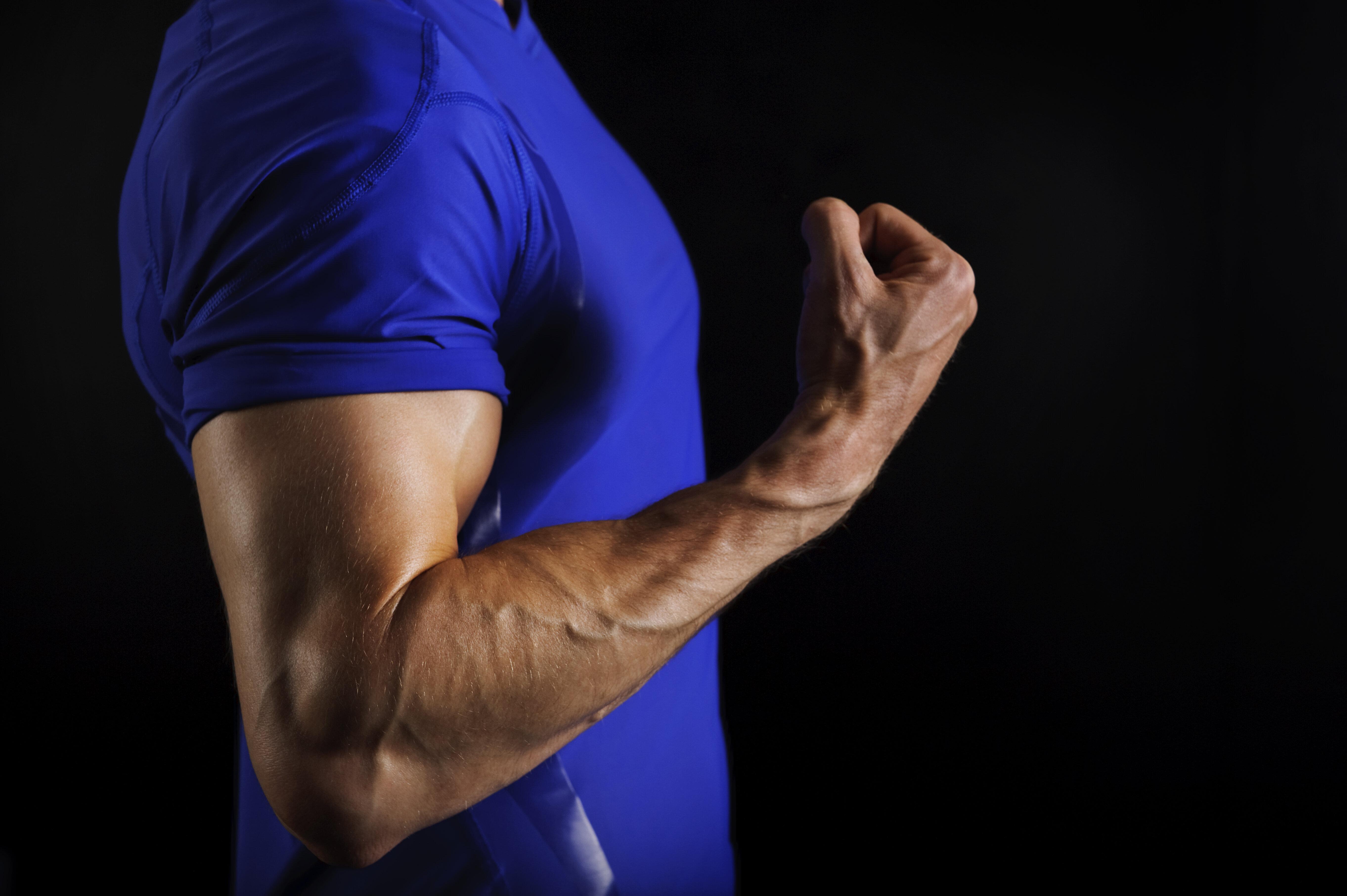 5 exercices pour des bras bien