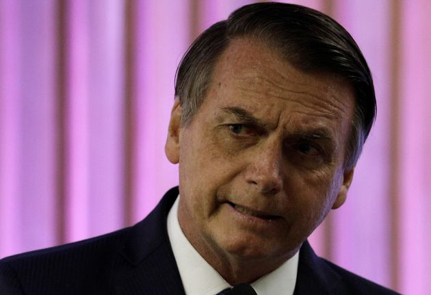 """Bolsonaro também afirmou que """"não há briga entre Poderes, o que há..."""