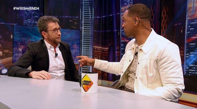 Aplauso generalizado por lo que ha hecho Will Smith nada más empezar 'El Hormiguero' (Antena