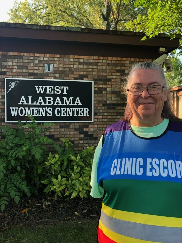 I'm A Clinic Escort In Alabama And I've Been Subject To Harassment And Physical Violence