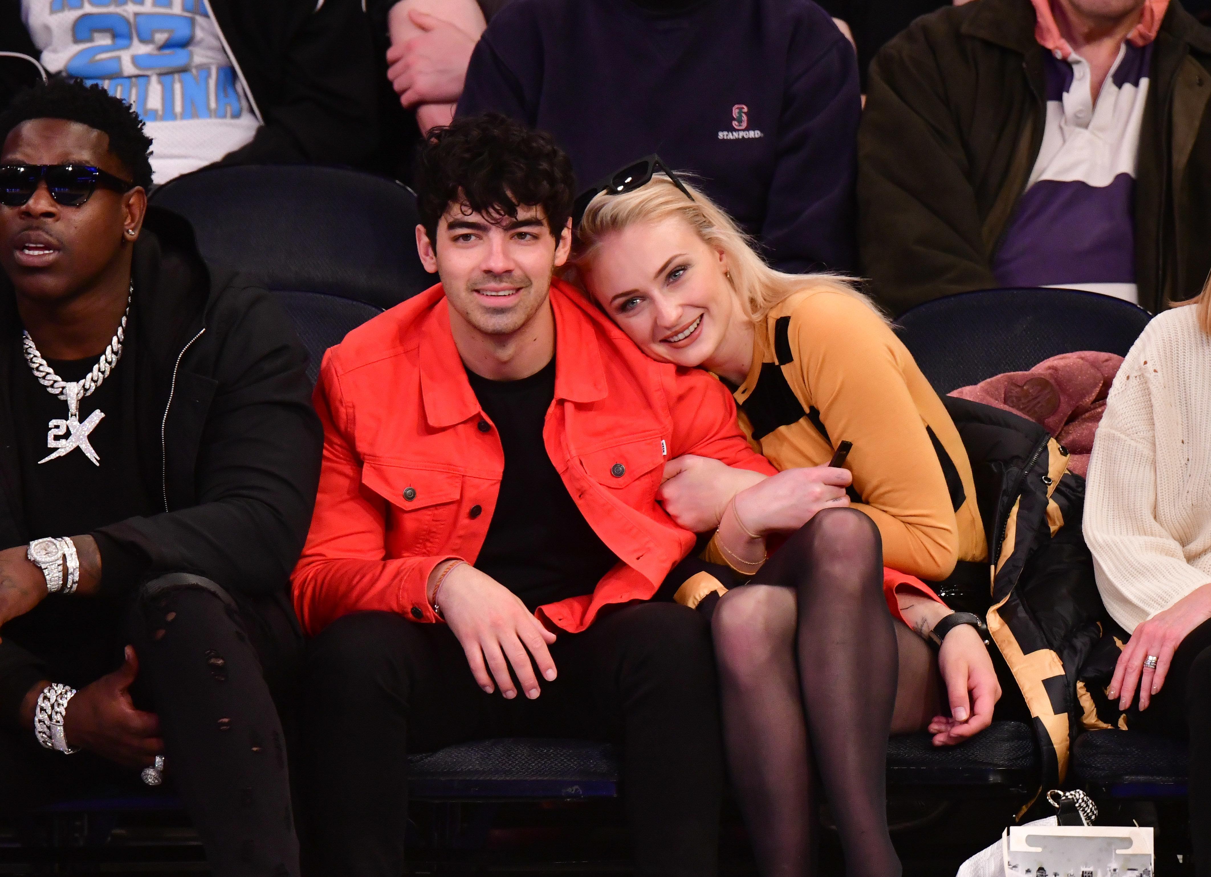 Sophie Turner Reveals She And Joe Jonas Broke Up Before Getting Married