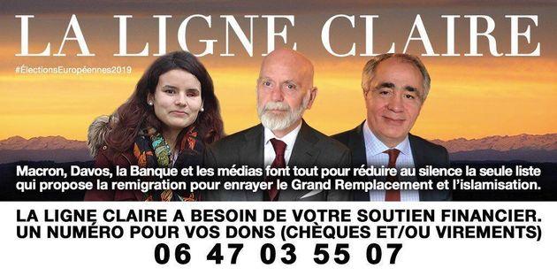 Européennes 2019: la ligne pas très claire de Renaud