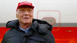 Mort de l'ancien champion du monde de F1 Niki