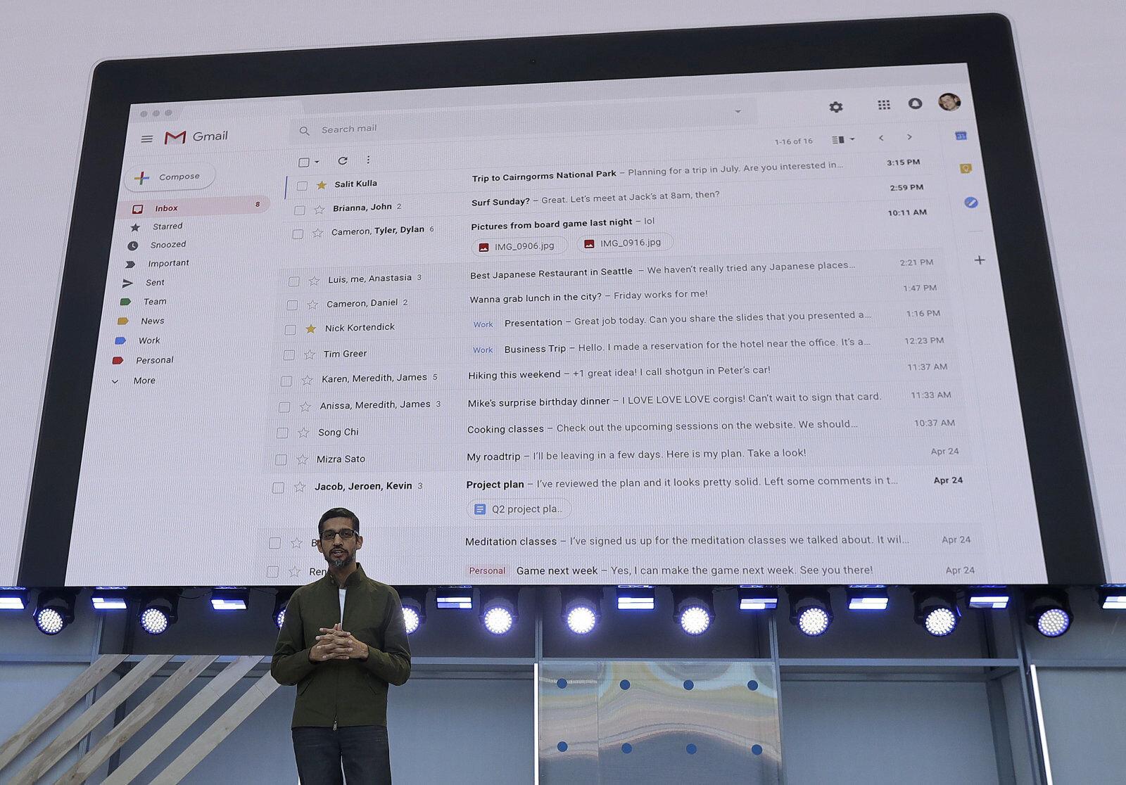Gmailに届いた「電子レシート」は自動で収集され