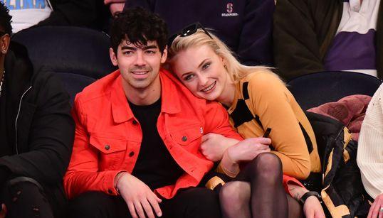 Sophie Turner Reveals She And Joe Jonas Broke Up Before Getting