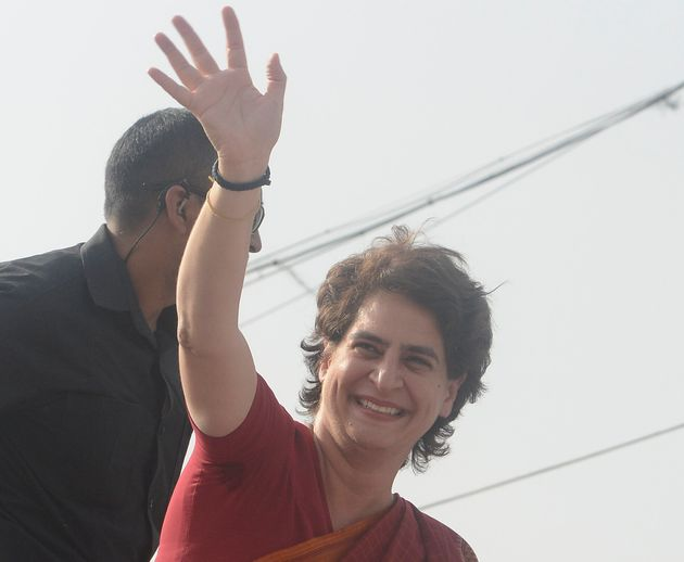 Exit Poll Results 2019: Priyanka Gandhi Asks Congress Workers To Not Be