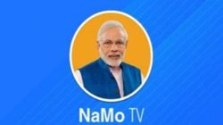 Here Today, Gone Tomorrow: NaMo TV Is Not On Air