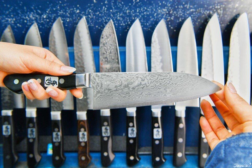 處理不同的食材就該有它專屬的刀具