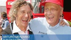 Arturo Merzario, il pilota che salvò Niki Lauda dal rogo: