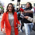 'Momentazo' en el Congreso: el beso más inesperado de Inés