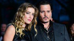 Johnny Depp accuse Amber Heard d'avoir peint les bleus sur son