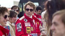 Niki Lauda et sa folle année 1976 avaient inspiré le film