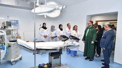 Le roi inaugure à Sidi Moumen un centre médical de