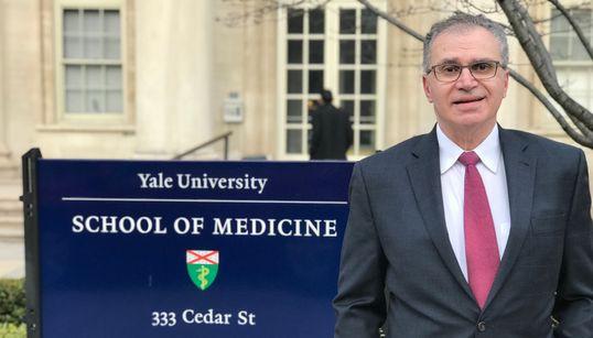 Ιωάννης Ελευθεριάδης: Ο γιατρός της καρδιάς