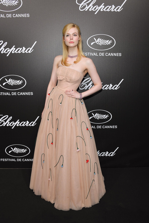 Au festival de Cannes 2019, Elle Fanning fait un malaise (et rassure ses