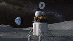 Le plan de la Nasa pour envoyer une femme sur la Lune d'ici