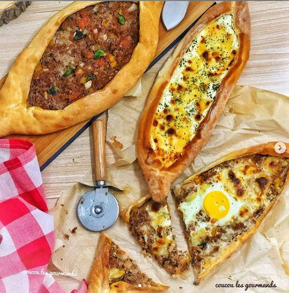 La recette alléchante de la pizza turque de Nesrine