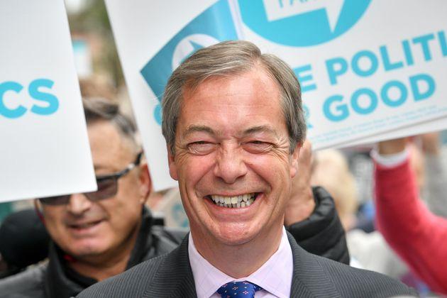 Guardian: il Brexit party di Nigel Farage modellato sul Movi