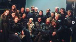L'emozionante addio dei personaggi del Trono di Spade dopo la fine della