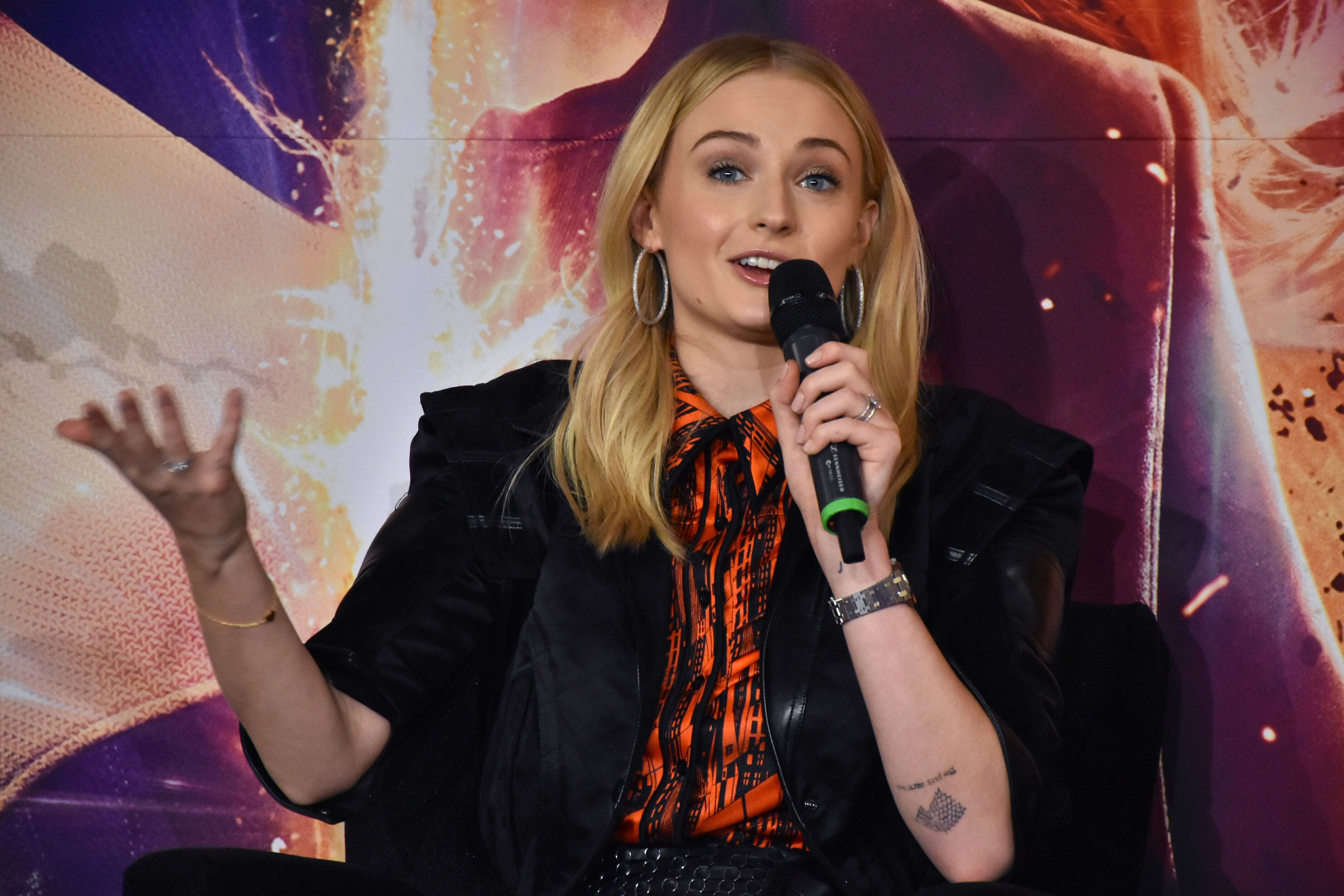 Sophie Turner's Old 'Game Of Thrones' Tattoo Was Actually A Major