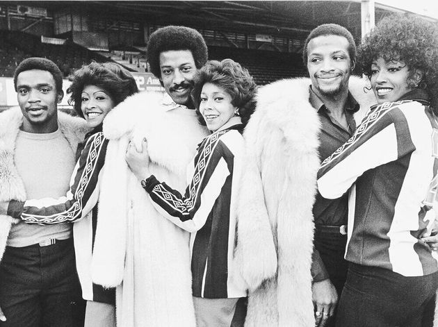 Tribute To Legendary Black Footballers 'The Three Degrees' Unveiled In West