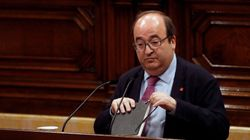 El Constitucional admite el recurso de Iceta por el veto que le impidió presidir el