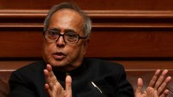 Pranab Mukherjee Concerned After Reports Of Alleged EVM